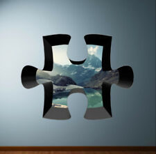 Nature Small Living Room Wall Stickers