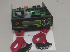 Copystars 1-7  CD DVD Blu-ray SATA Burner Duplicator controller support ISO PC