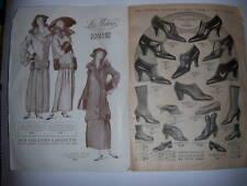 Catalogue Galeries Lafayette Octobre 1922 Mode