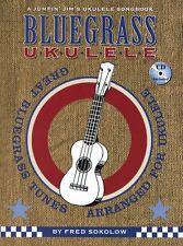 FRED SOKOLOW bluegrass Ukulélé uke apprendre à jouer la Musique Livre & CD