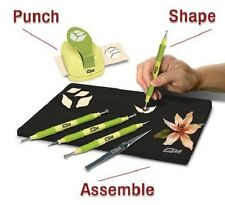 McGill PAPER BLOSSOMS Tools Tool Kit and Mat Make Realistic 3D Flowers