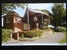 POSTCARD B34-13 DEVON SIDMOUTH - THE BANDSTAND AT CONNAUGHT GARDENS