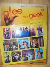 "Glee ""I'm a Gleek"" 12 Sticker Set"