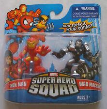 MARVEL SUPERHERO SQUAD (IRON MAN AND WAR MACHINE)