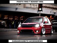 FORD FIESTA MK6 2002-2008 BONNET BRA