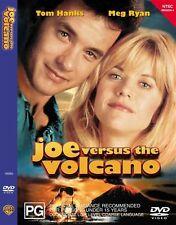 Joe versus the Volcano (Tom Hanks & Meg Ryan) DVD (Region 4)
