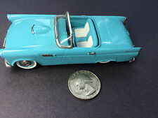 Durham Classics 1955 Ford Thunderbird Convertible Mint No Box 1:43 Scale BLUE