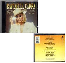RAFFAELLA CARRA. GRANDES EXITOS. CD Made SPAGNA HISPAVOX 1992