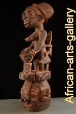 56700 Antike Helmmaske der Epka Nigeria Afrika