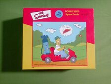 THE SIMPSONS - Double Sided Jigsaw Puzzle - 200 Pieces
