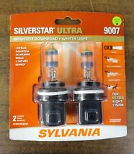 Sylvania Silverstar Ultra 9007 SU/2 Bulbs Brand NEW SEALED Package Free Shipping