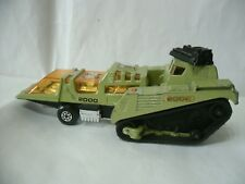 MATCHBOX ADVENTURE 2000 RAIDER COMMAND K-2001  1977