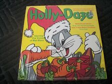 HOLLY-DAZE WITH THE VOICE OF MEL BLANC  VINYL ALBUM.