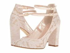 New Kate Spade New York Baneera Lace blush Heels shoes, Italy,R$328,Size 8