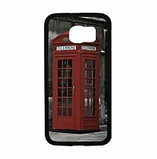 British Telephone Booth For Samsung Galaxy S6 Edge SM-G925 Case Cover By Atomic