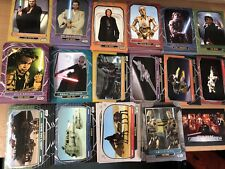 Topps Star Wars 2012 Galactic Files Series 1 Complete Base Set 350 Cards