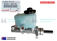 GENUINE Toyota LandCruiser 105 Series Brake Master Cylinder - 47201 60720