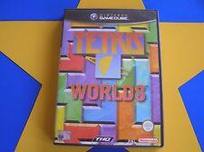 TETRIS WORLDS - GAMECUBE - Wii Compatible