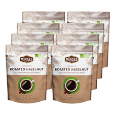 Minges Aroma Roasted Hazelnut, 250g gemahlen 8er Pack