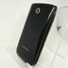 "Samsung GT E2530 - Black (Unlocked) Flip Button GSM Quad-Band 2"" Mobile Phone"