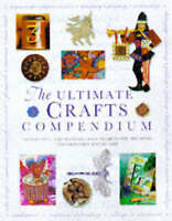 Ultimate Crafts Compendium Hb, Kung, Very Good Book