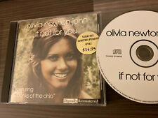 rare cd ★ Olivia Newton-John IF NOT FOR YOU not 40th Anniversary Collection Box