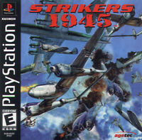 Strikers 1945 (Sony PlayStation, PS1, PSX, 2001)