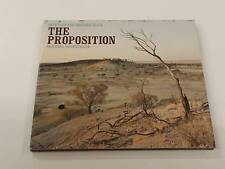 NICK CAVE AND WARREN ELLIS THE PROPOSITION CD DIGIPAK 2005