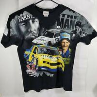 Dale Earnhardt Jr Sr 2010 Double Sided Nascar T-shirt Chase Authentics Size XL