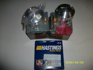 Hastings 2M6164030 2-Cylinder Piston Ring Set