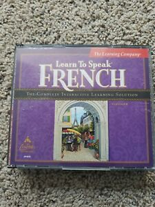 Learn to Speak French- the complete interactive learning solution