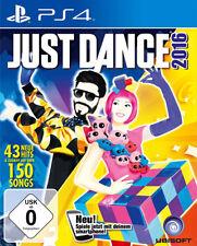 Just Dance 2016 für Playstation 4 PS4 | NEUWARE | DEUTSCHE VERSION!
