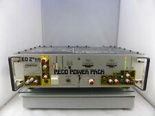 RARE Peco Power pack EQ2 DC  based Bose 901 Series IVB digital /DBX 21