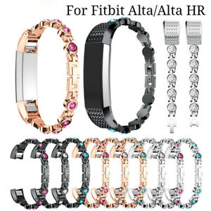 For Fitbit Alta HR Stainless Steel Replacement Strap Wrist Watch Band Bracelet