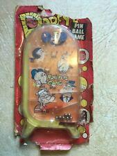 Vintage Popeye  pinball game hong kong metal balls 1970s Olive Oil Brutus lot