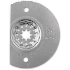 FEIN Loquet etoile HCS 85mm Demi-rond Bois/PVC outil polyvalent Fonctions Lame,