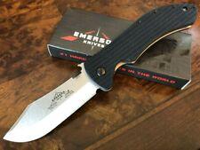 Emerson Knife Market Skinner SF Stonewash Plain Edge Prestige Dealer