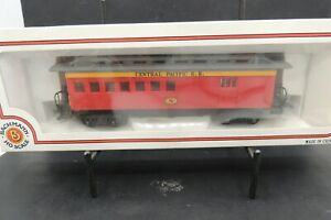 Bachmann HO Scale 47' Old Time Combine Central Pacific RR 72824 NIB