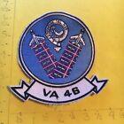 US Navy VA-46 Fighter SQUADRON Patch 9/13