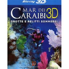 8009044852653 CINEHOLLYWOOD Blu-ray Mar dei Caraibi (blu-ray 3d) 0 Documentari -