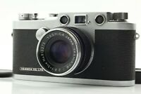 *CLA'd EXC 5+* YASHICA YE Rangefinder Film Camera w/ 50mm f/2.8 L39 LTM JAPAN