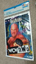 WCW nWo WRESTLING PARTY BAGS (8)  Vintage Birthday Party Supplies Favors WWE Boy