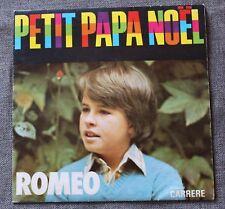 Romeo, petit papa noel / ah! les petites filles, SP - 45 tours