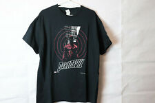 MARVEL Daredevil T-Shirt, Black, Size X-Large. Nerd Block Exclusive