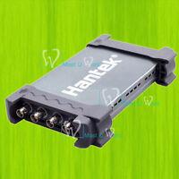 Hantek PC USB Digital Multimeter Oscilloscope 4Channel 250MHz 1GSa/s 8bits 64K