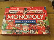 LIVERPOOL FC 2009 MONOPOLY - BOARD GAME VGC