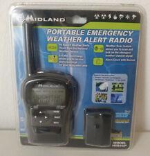 Midland Portable Emergency Handheld Weather Alert Radio Model HH54VP NEW!SEALED!