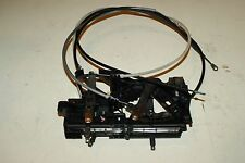 Toyota 4Runner Pickup Heater Control Base w/Cables  89 90 91 92 93 94 95