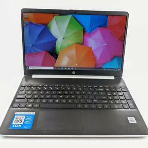"""HP 15-DY1051WM 15.6"""" Intel i5 10th Gen 8GB DDR4 256 SSD + 16GB Optane Mem NICE"""