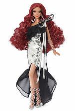 BARBIE 2014 DESIGNER DOLLS Stephen Burrows Nisha Barbie Doll